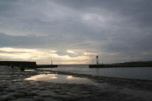 Anstruther Harbour by tidalwavedave74