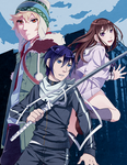 Noragami by Oblibious-neesan