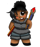 Chibi me id by jazzy2cool