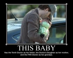 The Ultimate Child of Doctor Who by BeagleBug
