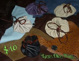 Large Dice Bags Image by Mytherea