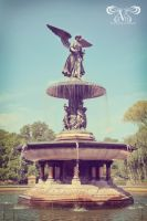 Angel of the Waters. by triciavictoria