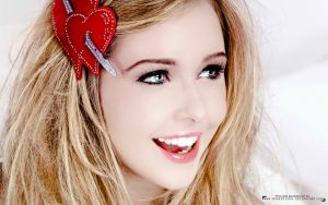Wallpaper, Diana Vickers by MorePoison