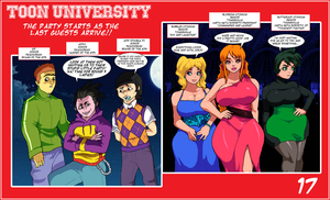 Toon University Page 17 by 5ifty