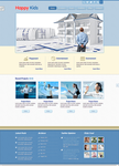 Happy Kids - Multipurpose HTML Template (Business) by CreativeWS
