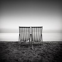 The Deck Chairs by robcherry