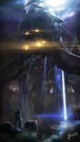 We are the Harbinger of your destiny by brinx-II