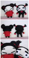 Funny Love Plushies by MushroomStomper