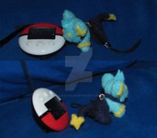 Shinx strap by Black-Blaze