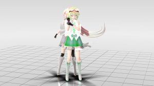 TDA Gumi Amulet DL Models [Close] by HestiaSama
