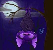#5 Perry the Bat by Sketching-Sketches