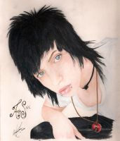 Andy Sixx BVB by FinaticSafetyPin