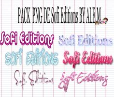 PACK Sofi Editions BY ALE by DDLoveEditions