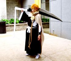 ACEN 09: Ichigo cosplay by red-cluster