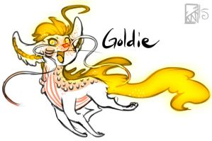 FoxFish Goldie by Kinla