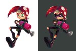 Splatoon_Male Octoling by Chivi-chivik