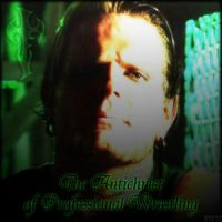 Jeff Hardy - The Antichrist by rtk12