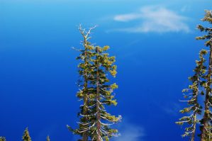 Crater Lake III by JessyFTW