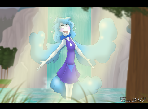 Water is life (AT) by Eweeka