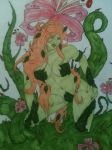 Poison Ivy by Quinn-S-Art