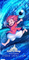 Ponyo Banner Contest by Felsus