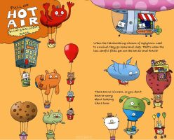Ugly Doll Book by ContraxSarah