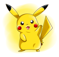 It's a Pikachu! by Nintendrawer