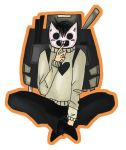 Zacharie by RandomSmileyCat