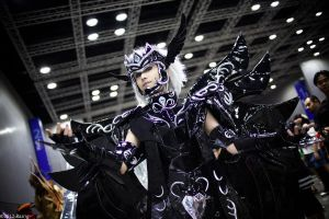 CF Day 2: Saint Seiya - Thanatos by SilentCircus90