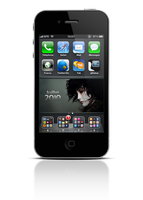iPhone4 by Laugend