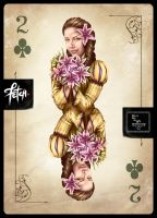 ToT Card Game LADY by FranciscoETCHART