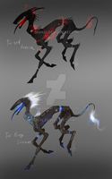 Void Racer -- adoptables SOLD by Shanol