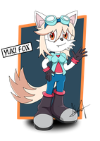 CONTEST - Yuki the Fox by Alfa Master by AlvaroFilhoProducoes