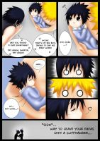 Kyo's First Word (page 4) by PRoachHeart-Sasuke