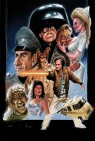 Spaceballs by DevonneAmos