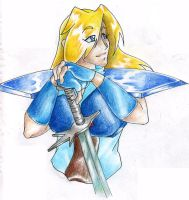 Gourry Gabriev classical pen by Illenora