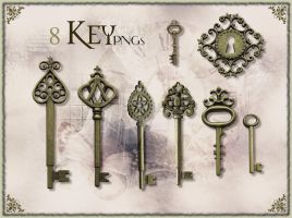Golden Key stock pack by Alexis-Frost