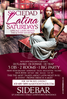 Upscale Latin Night Flyer by DeityDesignz