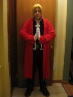Edward elric cosplay FINISHED by Kurohisagi