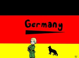 Germany Pride by OhonhonhonFrance
