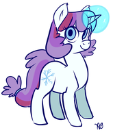 Periwinkle by comikazia