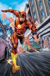 The Flash by RossHughes