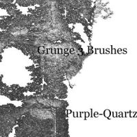 Grunge 3 Brushes by Purple-Quartz-Brush