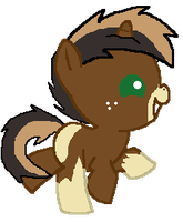 New Baby Pony OC! {Name Chosen! No More Contest!} by SNlCKERS