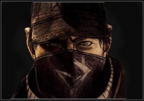 Watch_ Dogs Aiden Pearce by gilly15