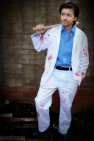 Left 4 Dead 2 - Nick Cosplay 02 by Luxris