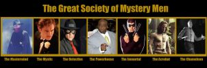 The Great Society of Mystery Men by BlueBeacon
