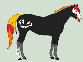 Foal design 2 by KirinKade