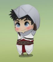 Commission: Chibi Kadar A-Sayf by letyumino