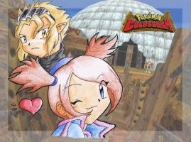 Pokemon Colosseum by Pichu-Chan